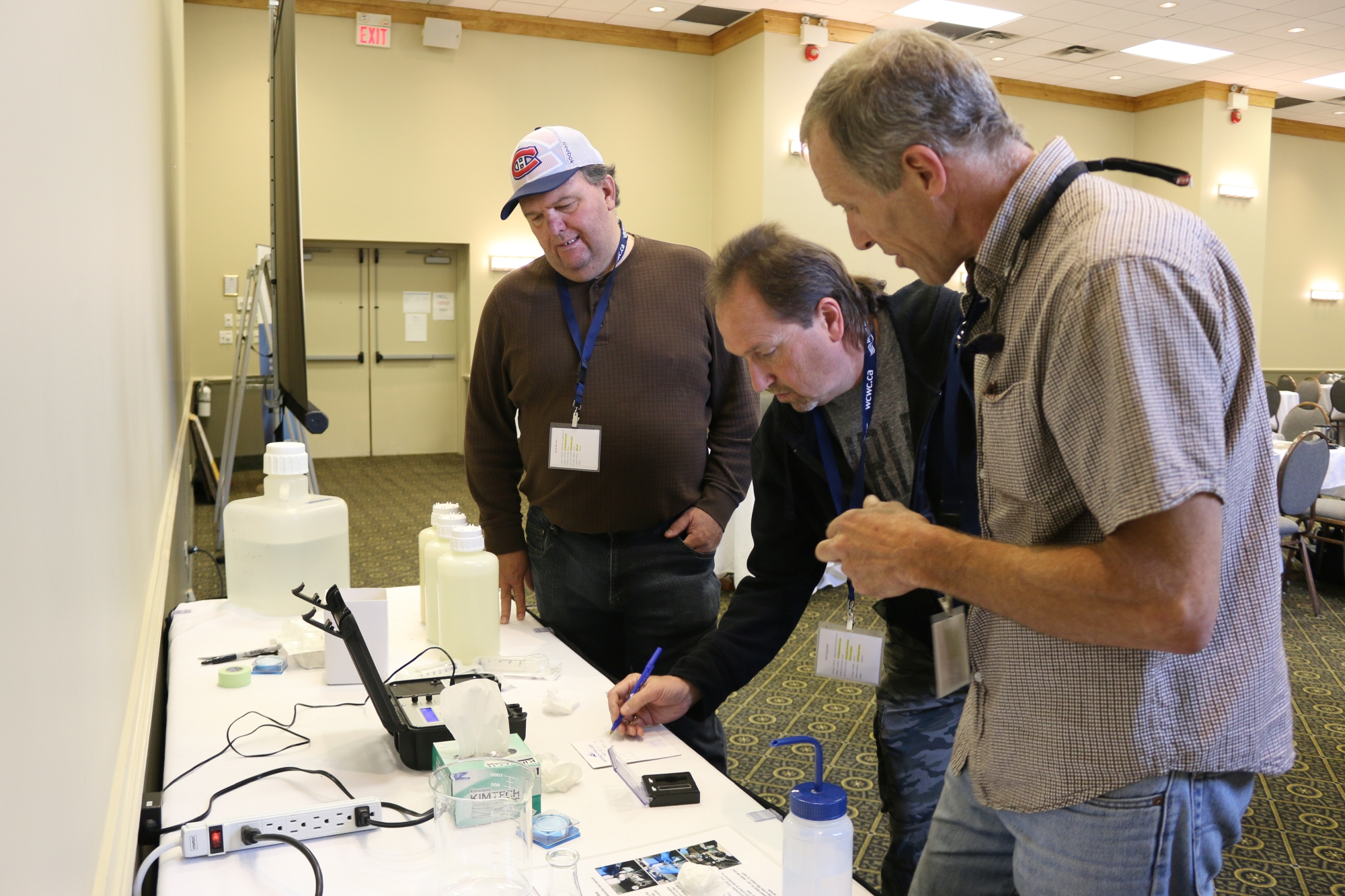 WCWC Is Pleased To Be Hosting a Small Systems Hands-on Workshop
