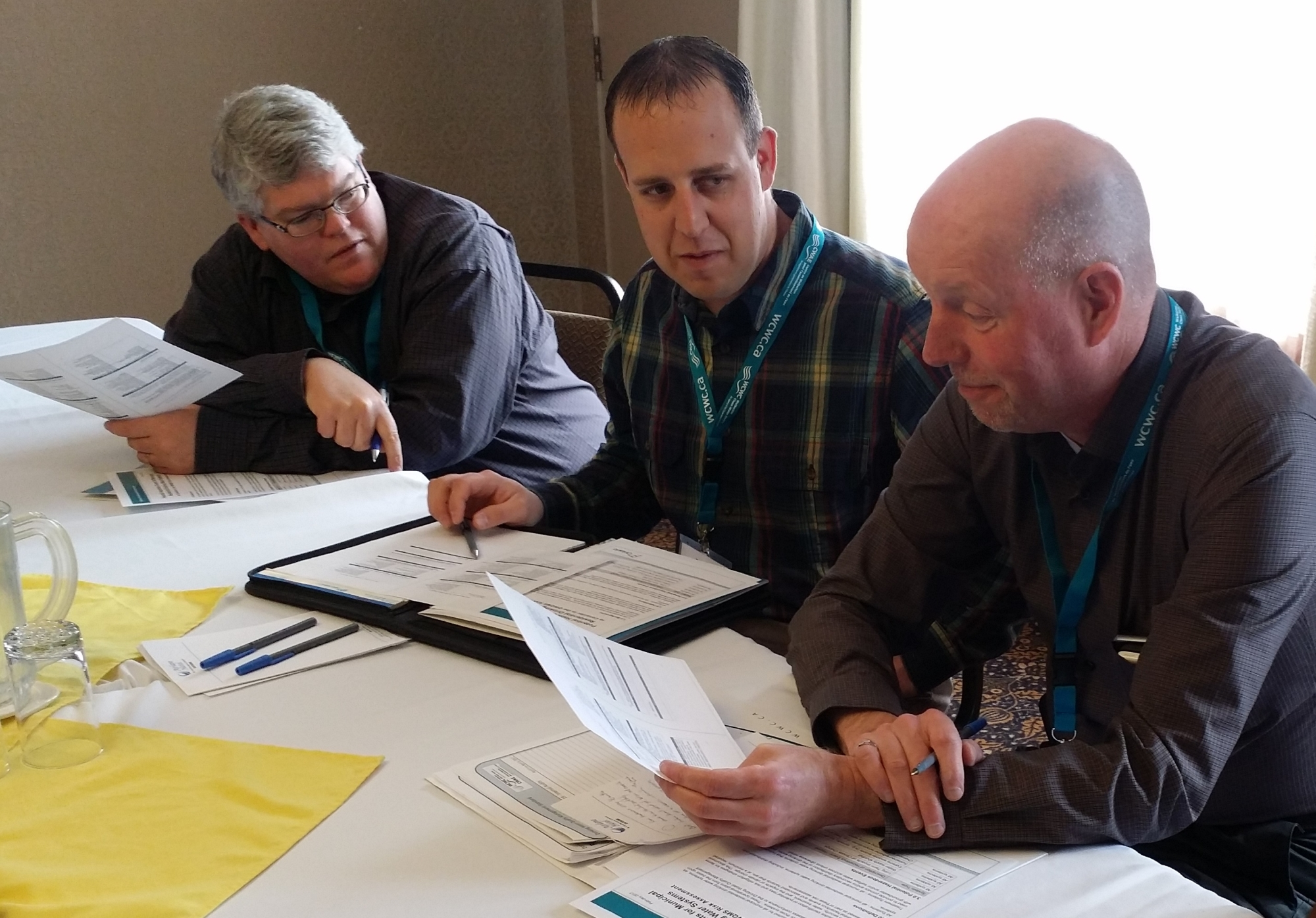 Provincial Workshop  Drinking Water Quality Management Standard — Managing Change