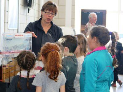 Ressources éducatives pour les élèves et activités pour la Journée mondiale de l'eau