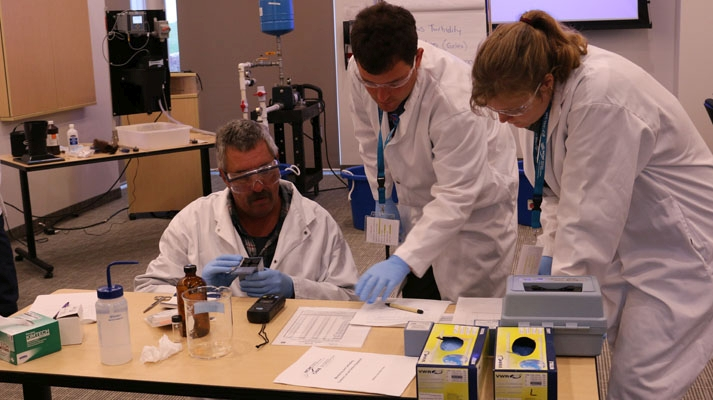 Three Tech participants