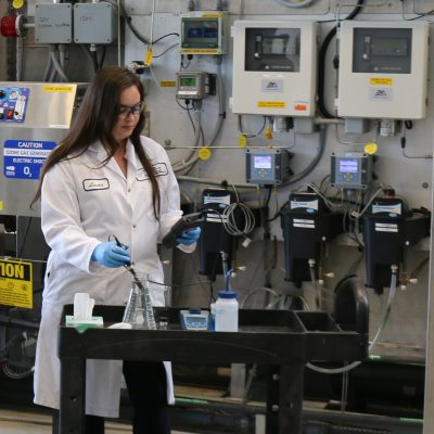 Pilot Testing Services A Success At The Walkerton Clean Water Centre