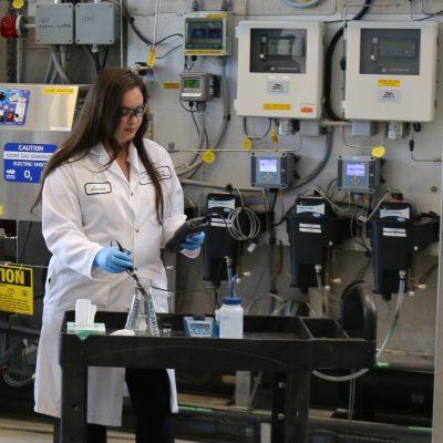 Services D'essais Pilotes : Une Réussite Au Centre De Walkerton  Pour L'assainissement De L'eau