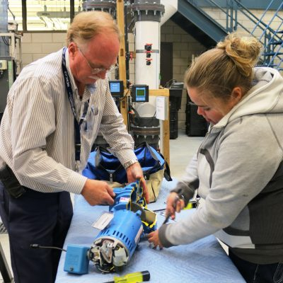 Hands-On Small Systems Workshop Held At The Walkerton Clean Water Centre