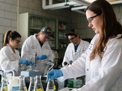 Walkerton Clean Water Centre Hosts Students  For Unique Training Experience