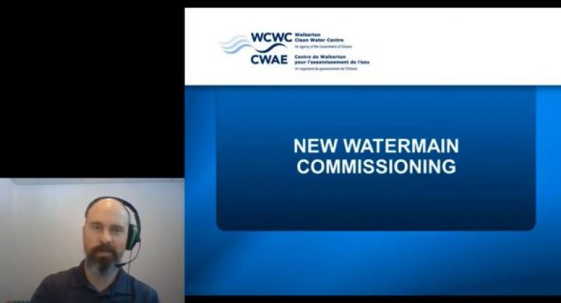 Walkerton Clean Water Centre Launches Virtual Training