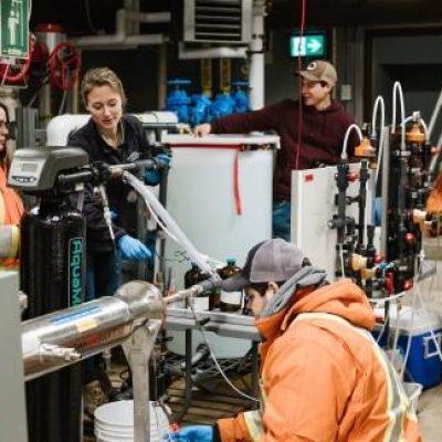 Walkerton Clean Water Centre Pilot Testing Success