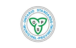 Ontario Provincial Standards for Roads and Public Works