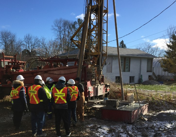 Well Construction and Licensing